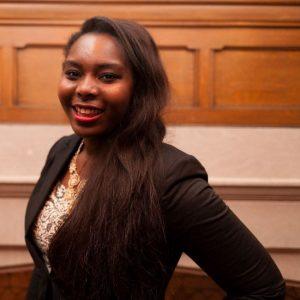Queen Stevenson TEDx Photo