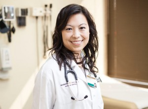 Jane Choi, M.D. Photo by Susan Urmy.